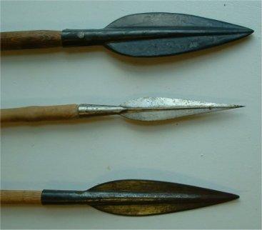 speartips
